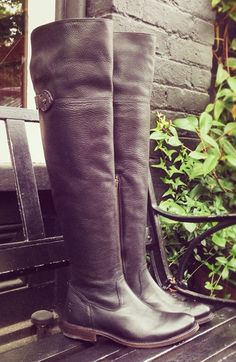 Frye 'Shirley' Over the Knee Boot (Women) available at #Nordstrom (can't wait to wear these!)