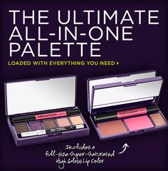 Urban Decay- The Ultimate All-In-Palette
