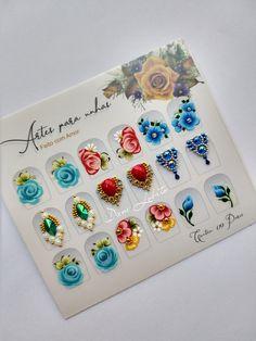 Bling Nails, Nail Art, Stickers, Nail Jewels, Gel Nail, White Nail Beds, Nail Gems, Nail Manicure, Fingernail Designs
