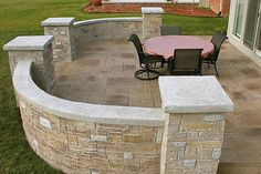 Biondo Cement - Patios Gallery / 47-New-Stone-Walls-in-Stamped-Concrete-Macomb-MI.jpg