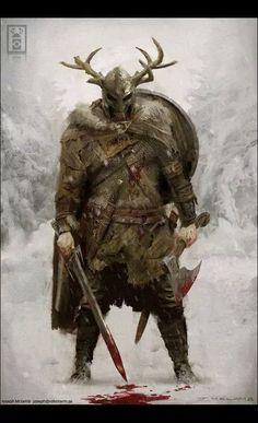 Viking by Joseph McLamb