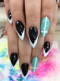 Stilleto Stiletto nails