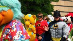 Children's Fest at Three Rivers Festival: Fun in the Sunshine