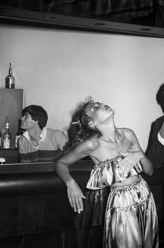 Inside Studio 54 - Tod Papageorge's Photographs on AnOther Magazine AnOther Magazine step inside the hedonistic nirvana that was Studio 54, home to New York's brightest young things, via street photographer Tod Papageorge's mesmerising photographs of the iconic club between 1978 and 1980. Find out more on AnOther Magazine.