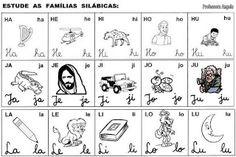 Atelie Doce Magia em Ensinar: ATIVIDADES SILÁBICAS