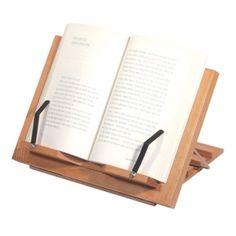Wooden reading rest adjustable book holder display stand wood cook 136782421248m2g 300300 book standssandrobenchesofficestoolsdo it yourselfbookshelves solutioingenieria Gallery