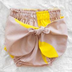 bodebo baliro bloomer - yellow