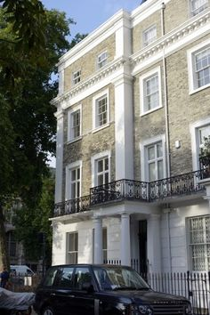 The former Kazakhstan Embassy on Thurloe Square, London, to be converted into a single home by Northacre
