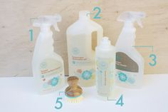 Amazing @Matty Chuah Honest Company eco-friendly products for home! #NaturallyHonest #PMedia
