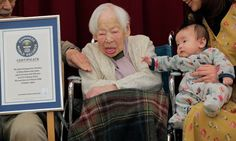 Misao Okawa of Japan named world's oldest woman at 114