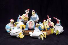 Die Yoga-Birds kommen... Mehr dazu in der Galerie!