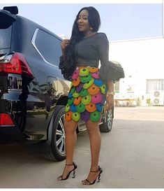 16 Outstanding Ankara Styles For African Single Ladies Ankara Dresses Latest Ankara Dresses, Ankara Dress Styles, Trendy Ankara Styles, Ankara Skirt, African Print Dresses, African Print Fashion, Africa Fashion, African Fashion Dresses, African Dress