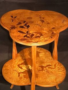 Louis Majorelle - Furniture, Stand - Catawiki Art Nouveau Furniture, Cabinet Making, Marquetry, Iron, The Incredibles, Table, Decor, Woodworking, Decoration