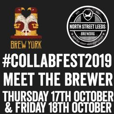 We're super excited to be launching our first ever vegan Tonkoko and what better time to be doing it than at #BrewDog #Collabfest2019 We're going to be representing on Thursday and Friday night so come down and have a beer with us at @BrewDogLeedsNS we can't wait. #vegan #chocolate #york #leeds #beer