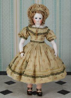 """17"""" Eugene Barrois - Fashion Doll"""