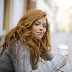 Getting to the Bottom of the 'Pumpkin Spice Hair' Craze #FWx