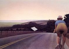 Alex Colville (Canadian, - At Grand Pre Alex Colville, Canadian Painters, Canadian Artists, Art Gallery Of Ontario, Canadian Army, Tate Gallery, Canada Images, Magic Realism, Galleries In London