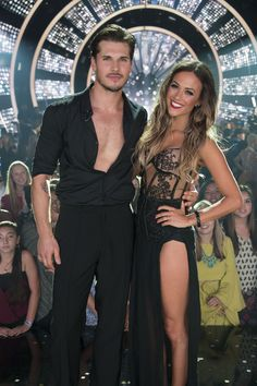 DANCING WITH THE STARS - 'Episode 2301' - 'Dancing with the Stars' is back with its most dynamic cast yet and ready to hit the ballroom floor. The competition begins with the two-hour season premiere, live, MONDAY, SEPTEMBER 12 (8:00-10:01 p.m. EDT), on the ABC Television Network. (Eric McCandless/ABC via Getty Images)GLEB SAVCHENKO, JANA KRAMER via @AOL_Lifestyle Read more…