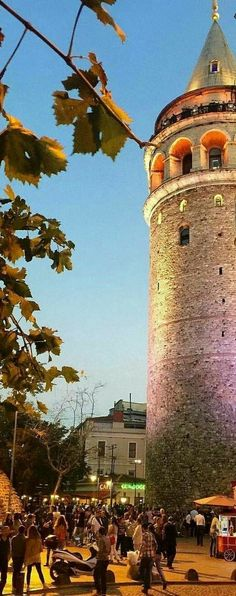 Galata tower, Istanbul, Turkey – Ekin – Join the world of pin Best Vacations, Vacation Trips, Vacation Travel, Turkey Vacation, Istanbul City, Istanbul Turkey, Best Places In Europe, Places To See, Europe Travel Tips