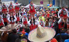 carnaval de Cologne 2017 Allemagne