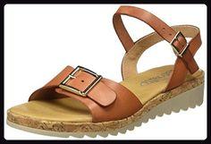 Sotoalto Damen 1115058971 Sandalen mit Knöchelriemen, 37 EU - Sandalen für frauen (*Partner-Link)