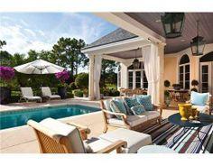 Jupiter Hills resort-style private winter retreat