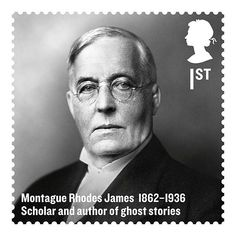 Medieval Ghostbusters: The Story of M.R. James Ghost Stories, Horror Stories, Horror Books, Uk Stamps, Postage Stamps, Old Libraries, Graham Greene, Star Character, Michael Trevino
