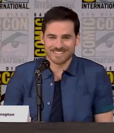 Image result for colin o'donoghue thumbs up gif