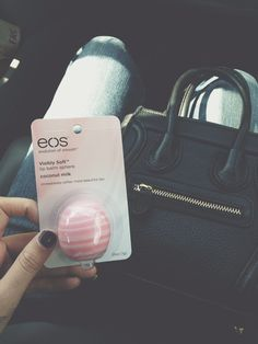 is the new eos coconut thing any different than the actual ones? they're prettier but idk