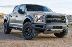 2017 Ford F 150 Raptor SuperCrew Having this rental car for the past week has really made me miss my car but I think this would help that go away lol