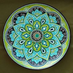 Фотографии Алины Нуреевой Mandala Drawing, Mandala Painting, Dot Painting, Arte Tribal, Tribal Art, Zentangle, Tribal Pattern Art, Simple Flower Rangoli, Hand Painted Dishes