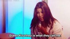 queen kourtney