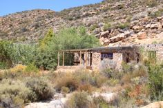 Cederberg House - The Cederberg House offers indulgent peace and beauty in the heart of the Cederberg wilderness. This quaint stone cottage has no electricity and is suitable for guests who 'tread lightly' - couples, . Game Lodge, Rustic Bathroom Designs, Deep Relaxation, Cabins And Cottages, Yoga Retreat, Weekend Getaways, Lodges, Wilderness, Places To Visit