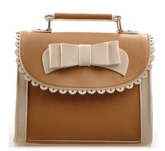 laciness handbag - yellow from BEAUTY & LIFE on Storenvy