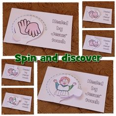 Simon-Peter's mother in Law spinner craft - free download