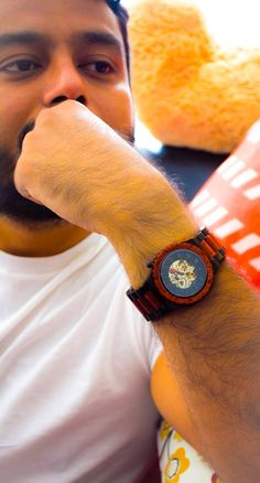 JORD Wood Watches REVIEW   GIVEAWAY : DOVER Series (Enboy and Rosewood)