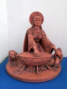 Celtic Cerridwen Kerridwen Statue from GoddessGifts