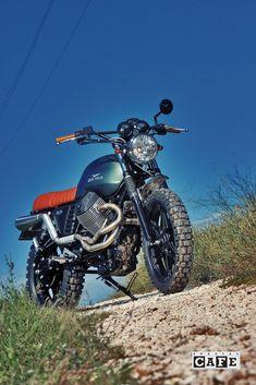 Guzzi V7, Moto Guzzi, Enduro Motorcycle, Super 4, Royal Enfield, Scrambler, Motorbikes, Camo, Motorcycles