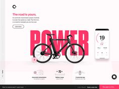 Cowboy - The Power Story designed by Vinesh Gayadin for ueno. Connect with them on Dribbble; Web Design, Media Design, Icon Design, Design Trends, Parallax Effect, Norse Store, Brand Book, Ui Web, Ui Design Inspiration