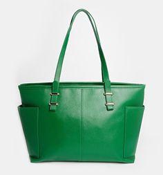 Capsule Color Block Tote Bag wCCIr