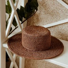 """""""Summer hats women's"""" Raffia Hat, Summer Hats, Panama Hat, Outfits, Clothes, Fashion, Moda, Suits, Clothing"""