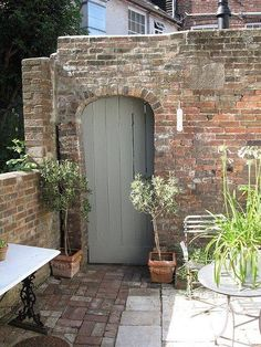 Modern Country Style: Farrow and Ball's Top 15 Painted Front Doors