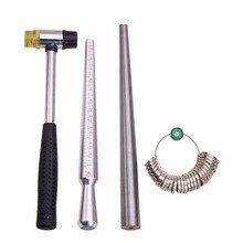 Ring Enlarger Stick Mandrel Handle Hammers Ring Sizer Finger Measuring Stick Jewelry Tools about – Jewelry & Accessories Jewelry Model, Jewelry Tools, Jewellery Supplies, Jewelry Ideas, Measuring Stick, Jewelry Making Kits, How To Make Rings, Wooden Rings, Tool Set