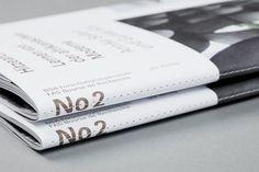 Print design inspiration | #932 - BSA Forschungsstipendium No 2