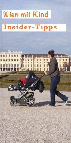Wien mit Kindern – praktische Tipps von einer Insiderin