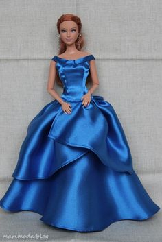 Zákazka pre Janku 1.časť | blog o šití pre barbie
