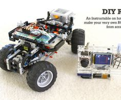 DIY Arduino Remote Control and Lego RC Vehicle!! Check out http://arduinohq.com for cool new arduino stuff!