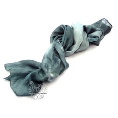 Excited to share the latest addition to my #etsy shop: Silk scarf Grey Smoke hand painted ombre dyed feminine pure silk bridesmaid gifts for Mom http://etsy.me/2CXZomT #accessories #scarf #gray #birthday #valentinesday #silver #silkscarfgrey #handpaintscarf #ombregreys