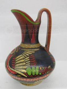 Vintage Mexican Pitcher