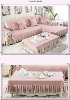 This Pin was discovered by Zey Pet Sofa Cover, Couch Covers, Diy Sofa, Diy Pillows, Furniture Covers, Cool Furniture, Dining Chair Makeover, Bed Cover Design, Shabby Chic Farmhouse